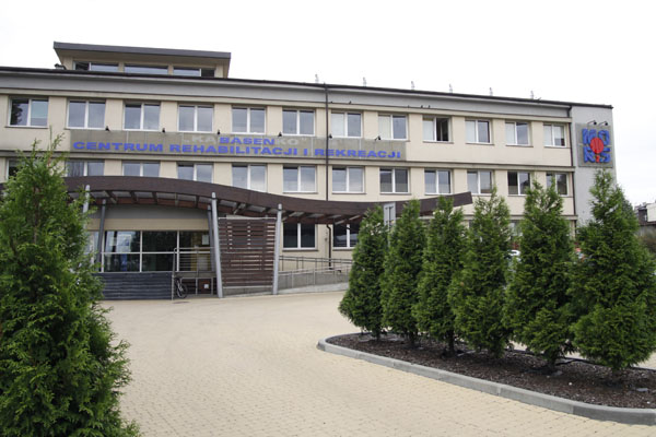 Budynek zewnątrz