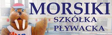 przejdź na stronę szkółka pływacka morsiki