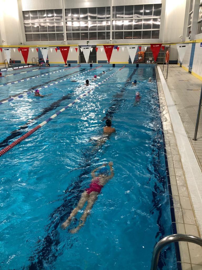 kurs pływania