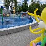 Wodny Plac Zabaw - balonowe stworzenia