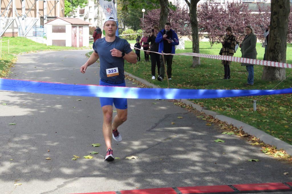 Zwycięzca biegu
